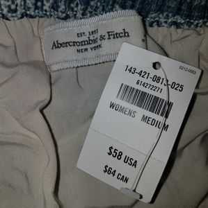 Abercrombie & Fitch Skirts - Abercrombie & Fitch Printed Maxi Skirt Sz M